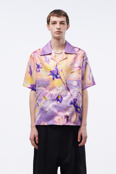 COZY WORLD X Necessity Sense - J Bali Shirt