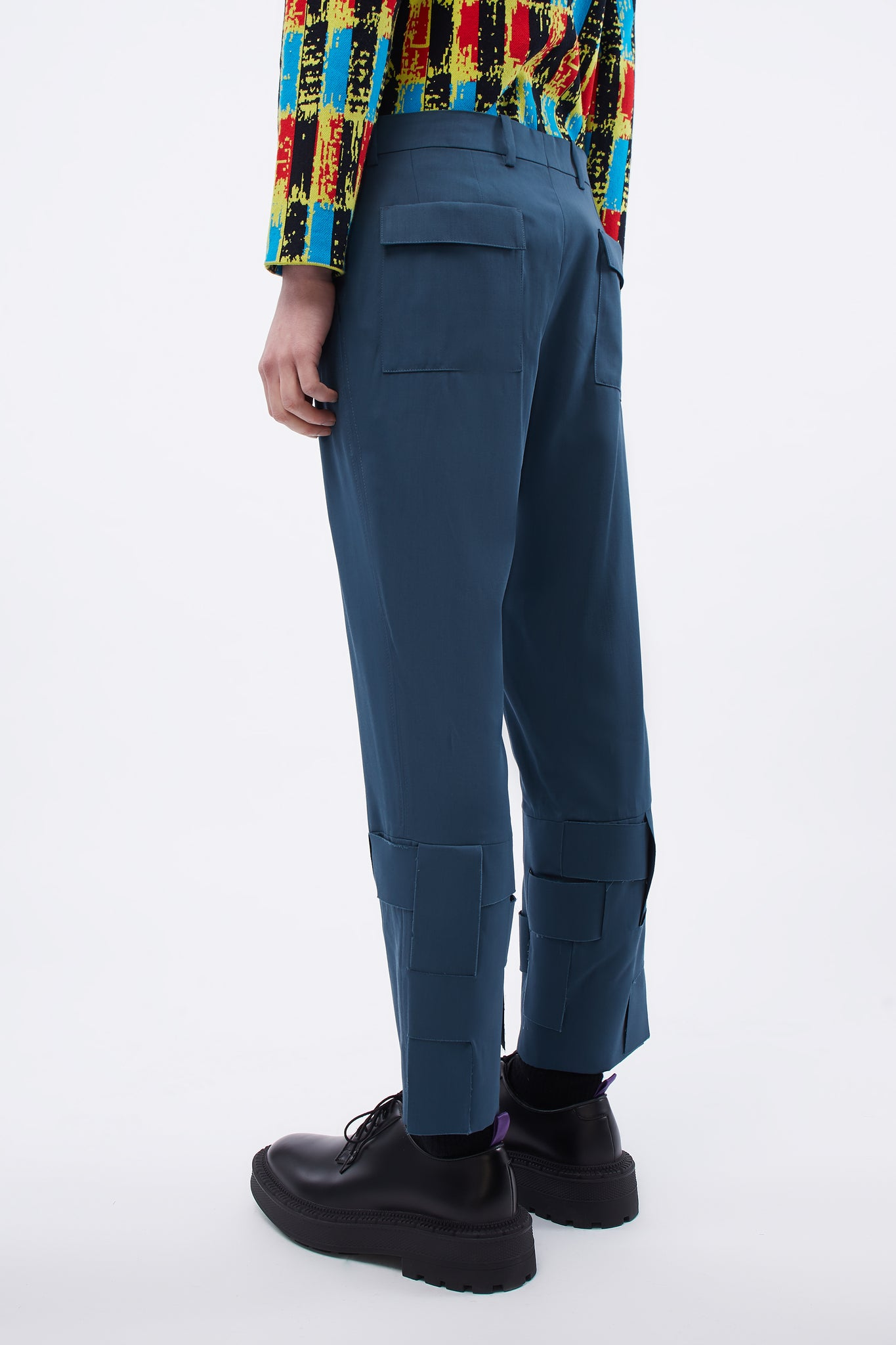 Dukbela Trousers Orion Grey