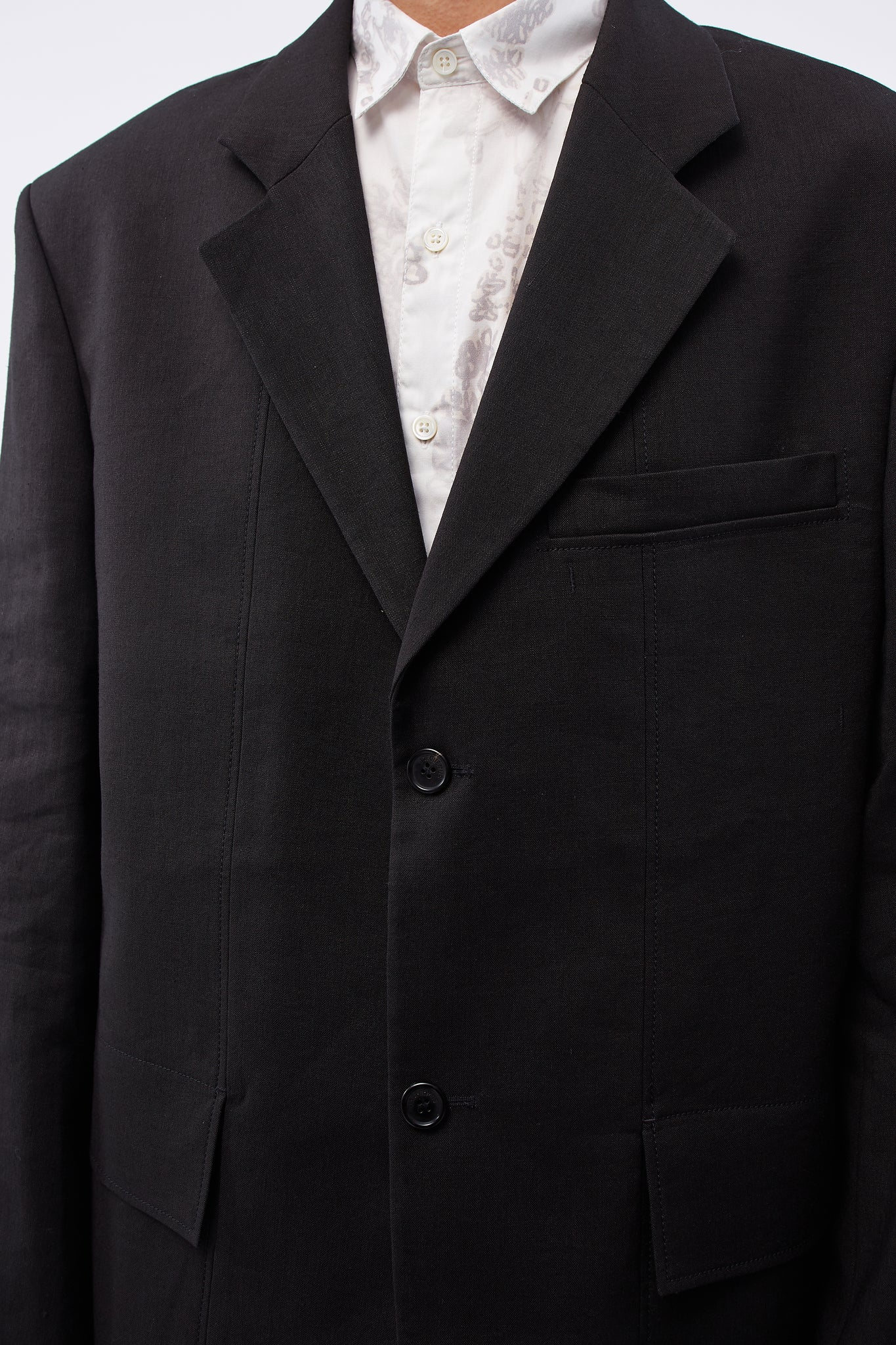 La Veste De Costume Jackets Black