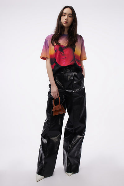 Baggy Trousers Black