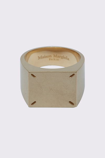 Maison Margiela - Margiela 4-Stitches Ring Gold