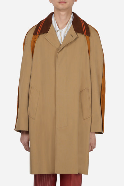 Maison Margiela - Beige Mac Coat