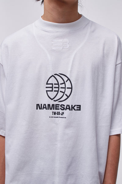 Sava Oversized Team Tee White
