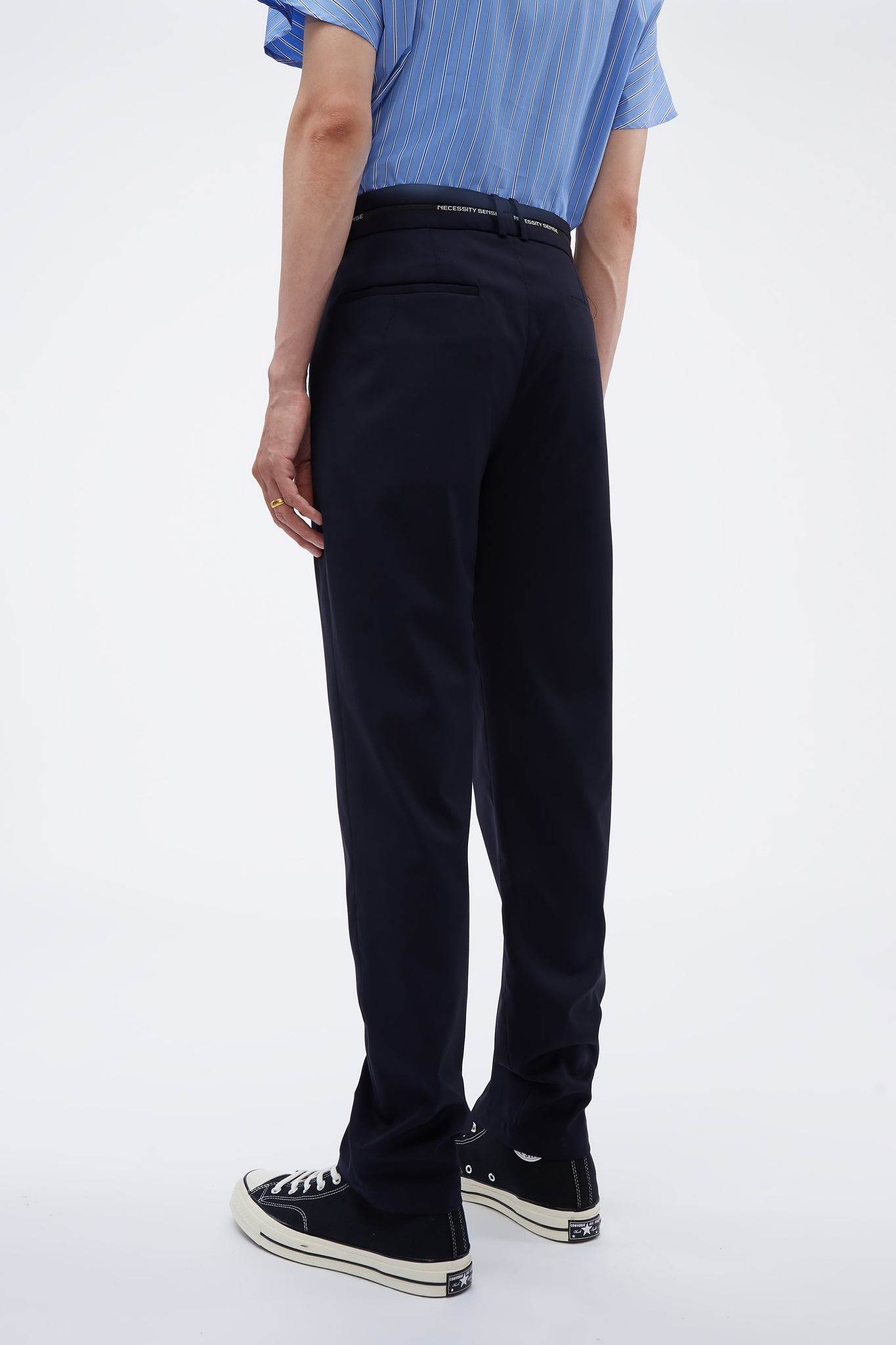 Hugo Skinny Trouser Midnight Navy