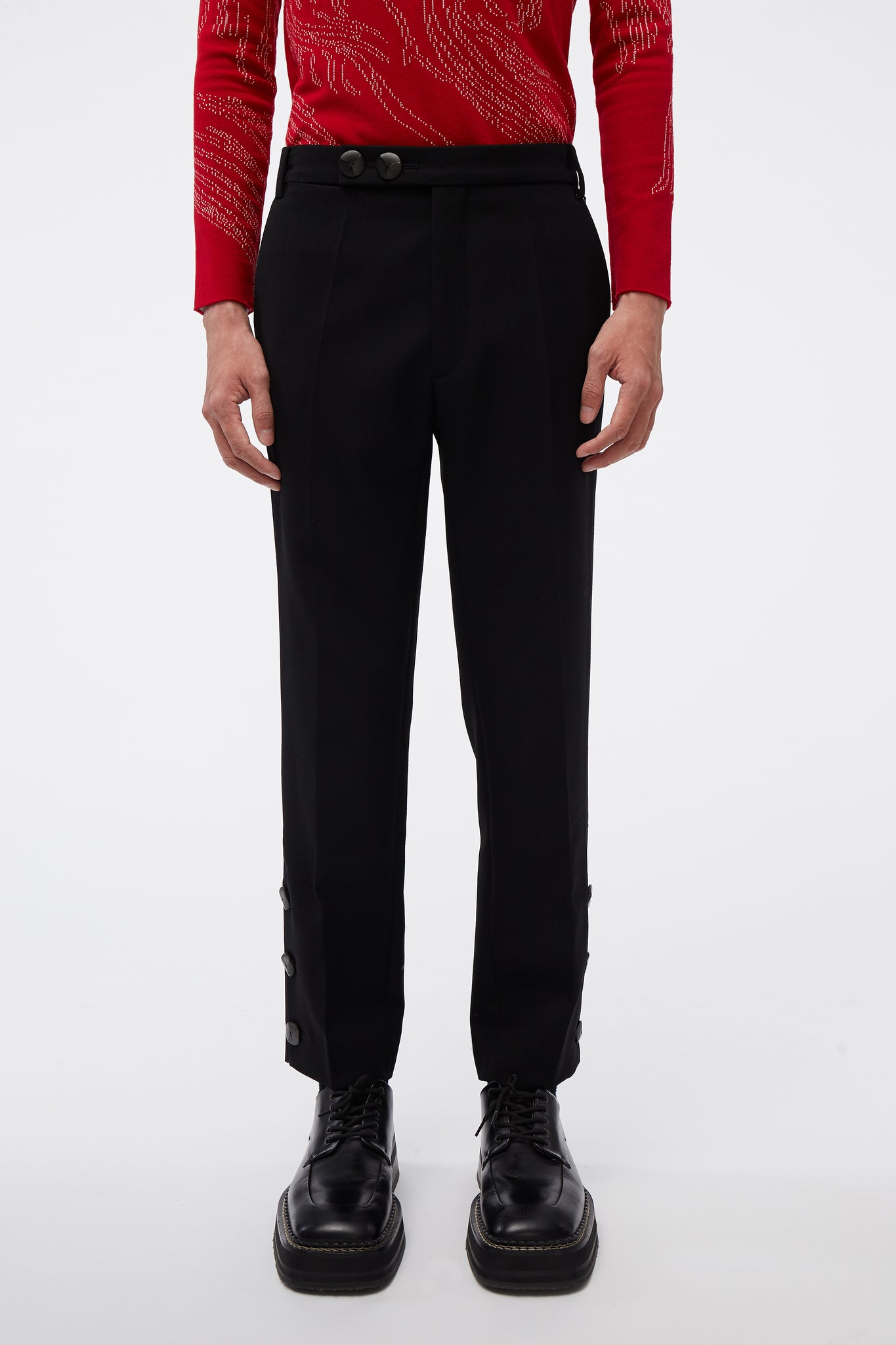 Bawanim Trouser Black