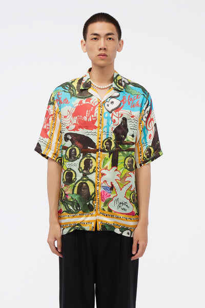 Martine Rose - Hawaiian Shirt Bristol