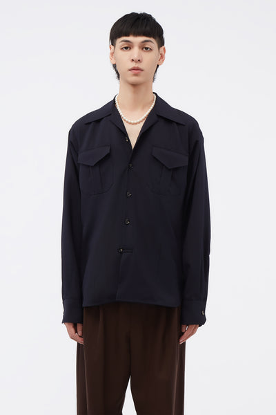 Marni - Navy Shirt
