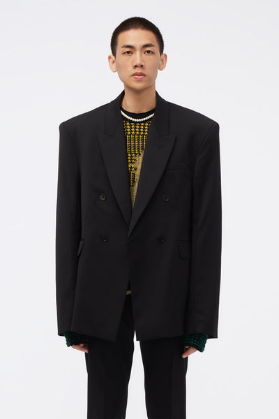 CMMN SWDN - Eli Double Breasted Tailored Jacket