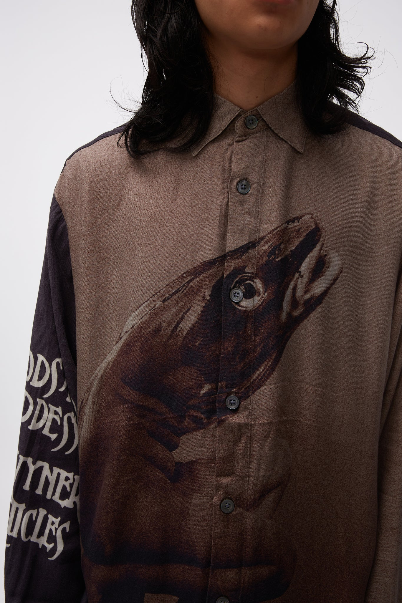 Oversize Shirt Cod2 Digital Print