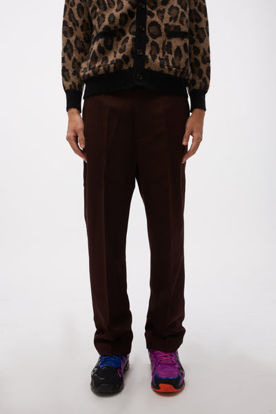Second / Layer - Cerreto Trousers Bordeaux