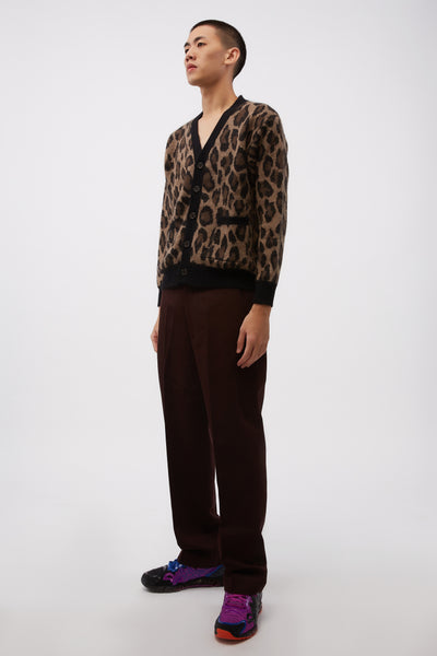 Cerreto Trousers Bordeaux