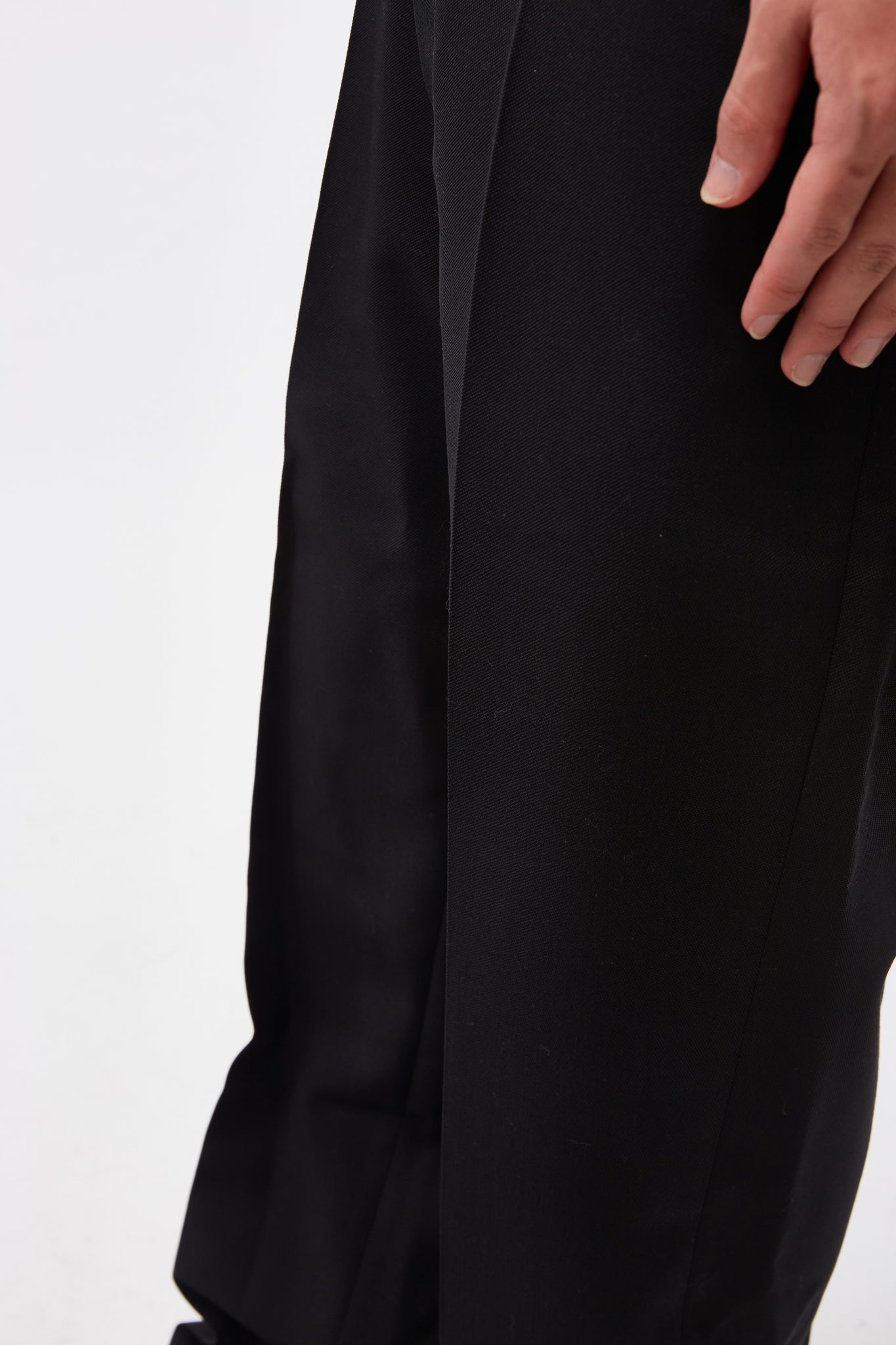 Cerreto Trousers Black