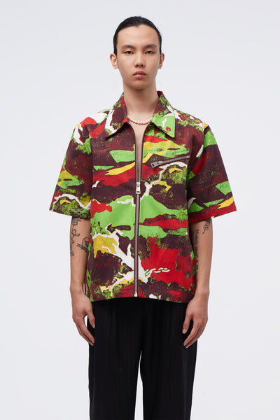 Necessity Sense/ Kour Pour - Moses Short Sleeve Jacket California Roll