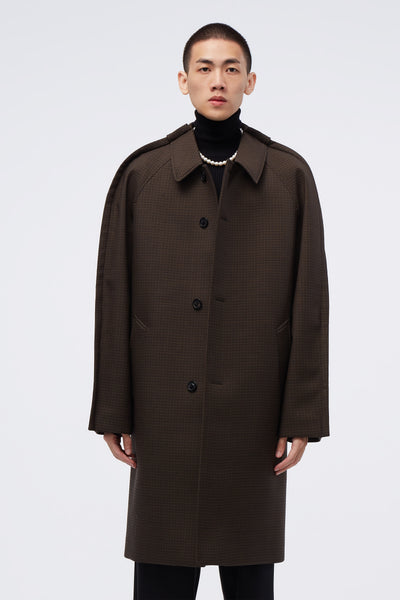 Maison Margiela - Coat Brown