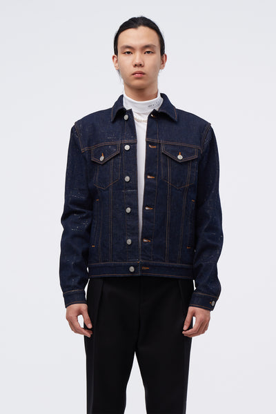 1017 Alyx 9sm - 1017 Alyx 9sm Denim Jacket Blue