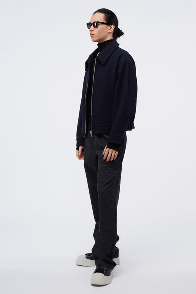 Barras Blouson Midnight Navy