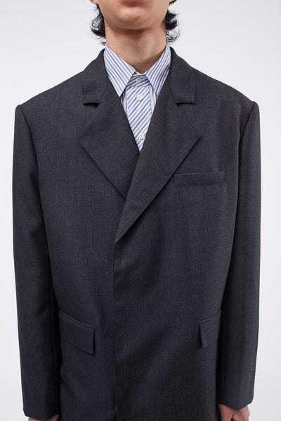 Suit Jacket Grey