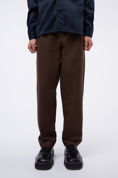 Second / Layer - Chuco Trouser Espresso