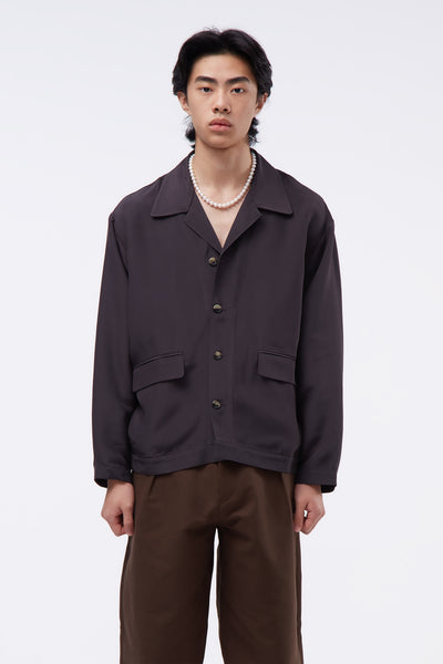 Second / Layer - Calo/Shirt Jacket Ash