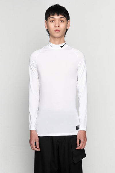 1017 Alyx 9sm - Nike Collab Training L/s Tee Glitter White
