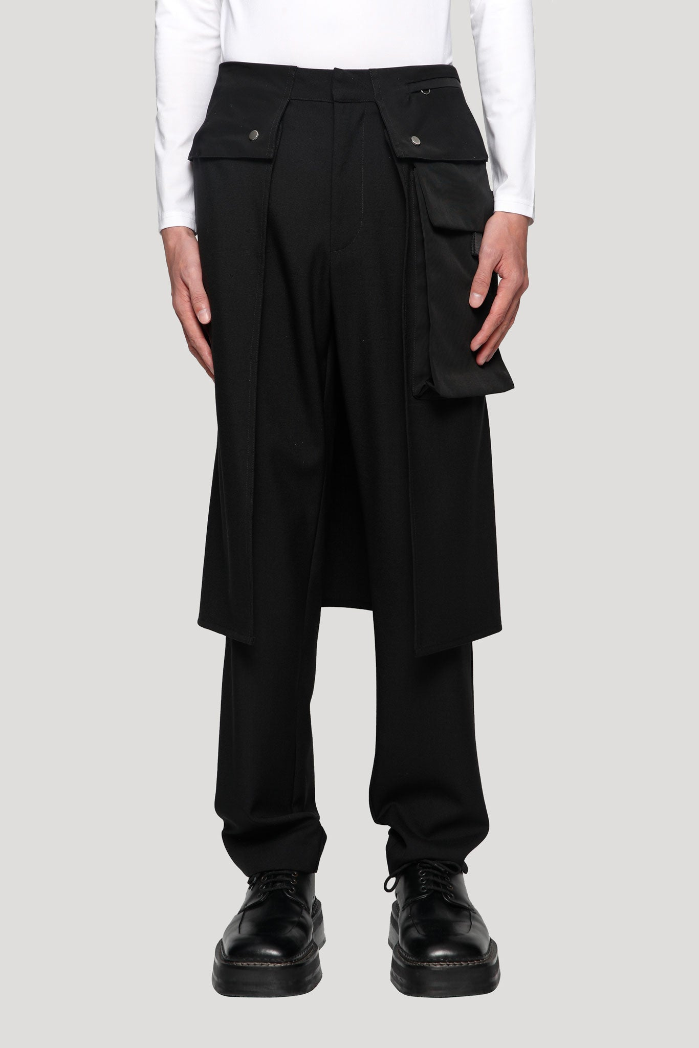 Morocco Pocket Pant Black