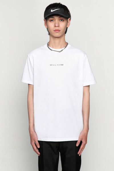 Alyx - Collection Code Tee White
