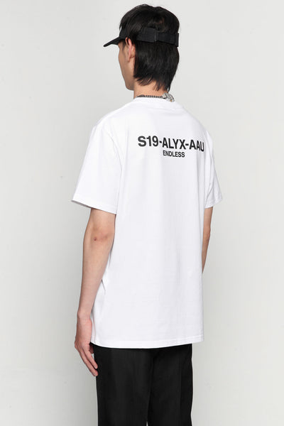 Collection Code Tee White