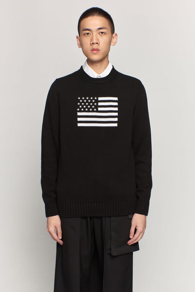 1017 Alyx 9sm - Allegiance Sweater Black