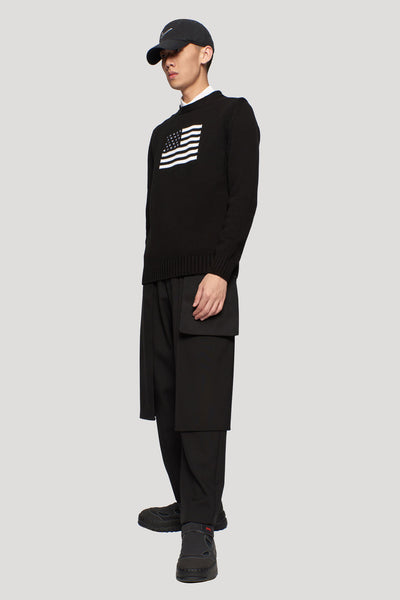 Allegiance Sweater Black