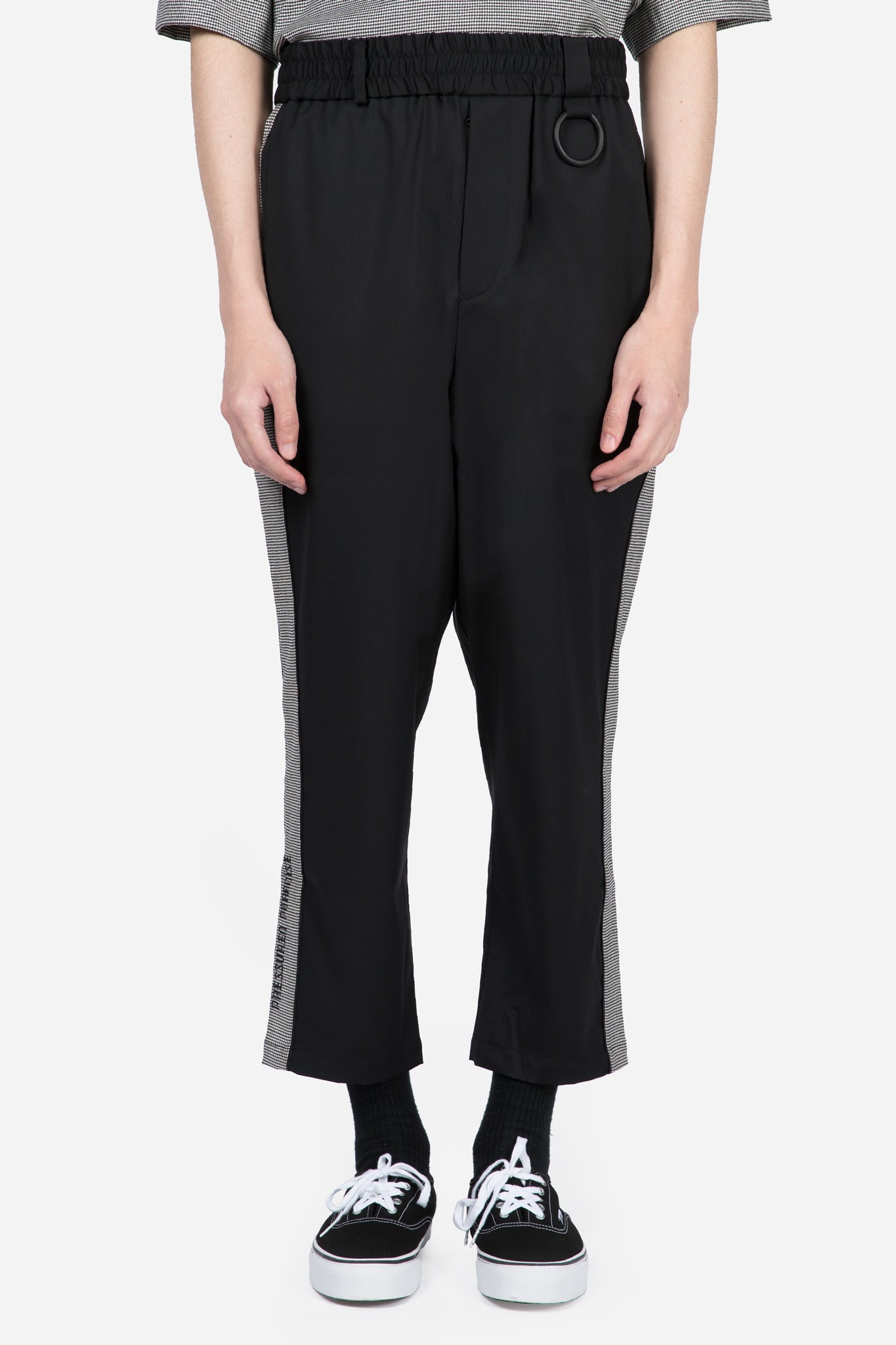 Mich Paradise Cropped Trouser Dry Onyx+ Dry Onyx Wales