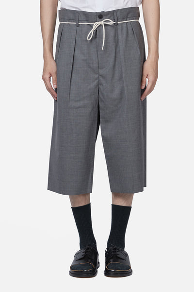 Maison Margiela - Elongated Short Grey