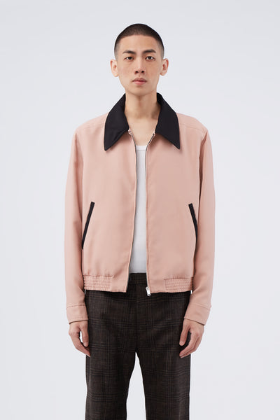 Second / Layer - Eisenhower Jacket Flamingo/Black