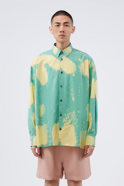 Etudes Studio - Illusion Mint Bleached Shirt