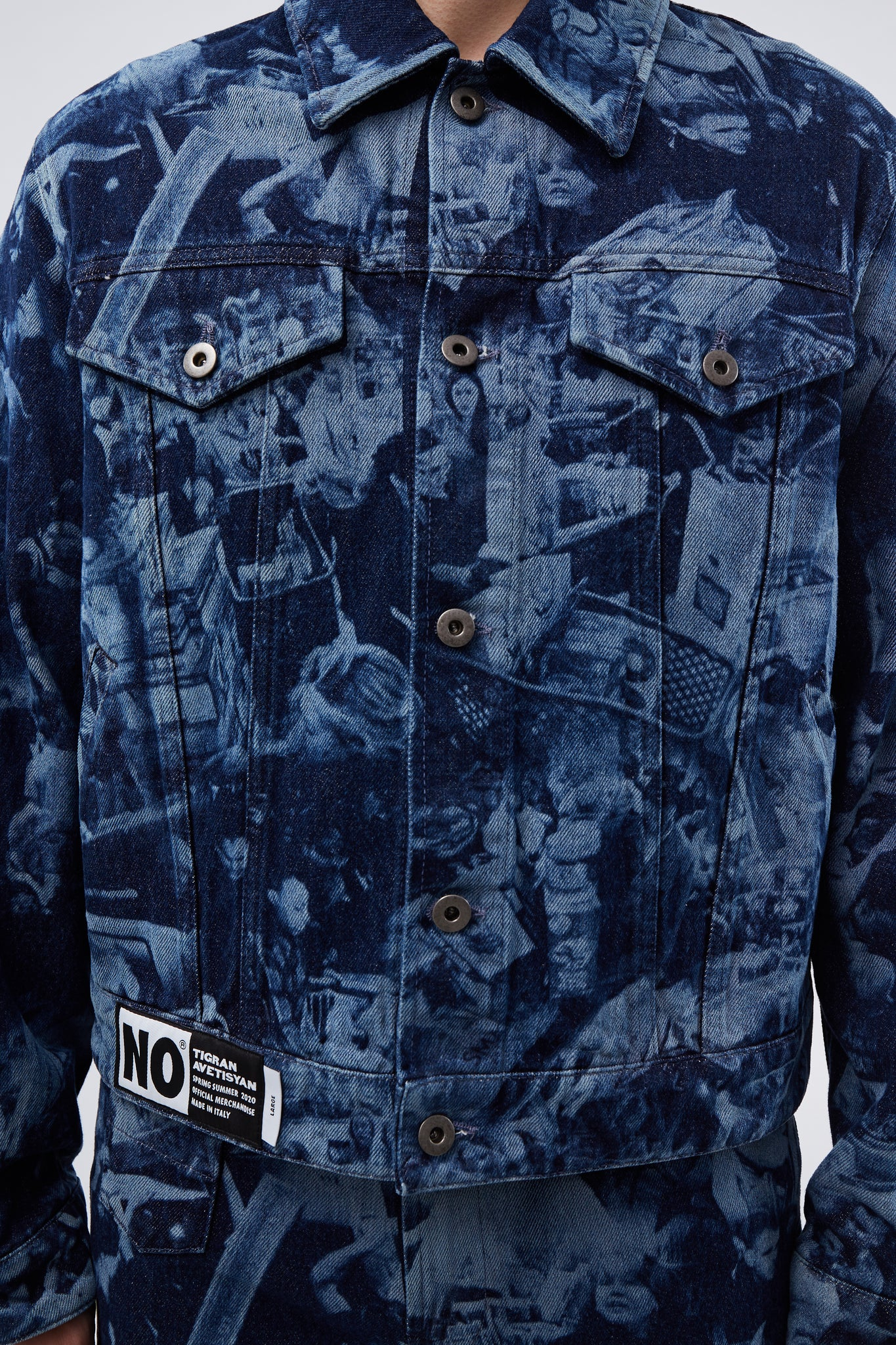 Blouson Malibu Denim Jacket