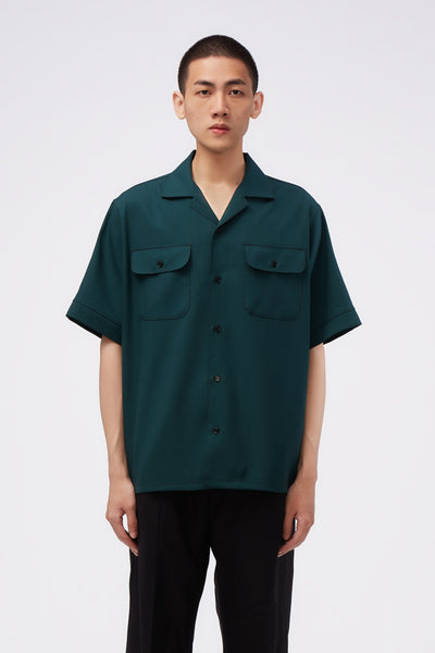 Marni - Bayberry Green S/S Shirt