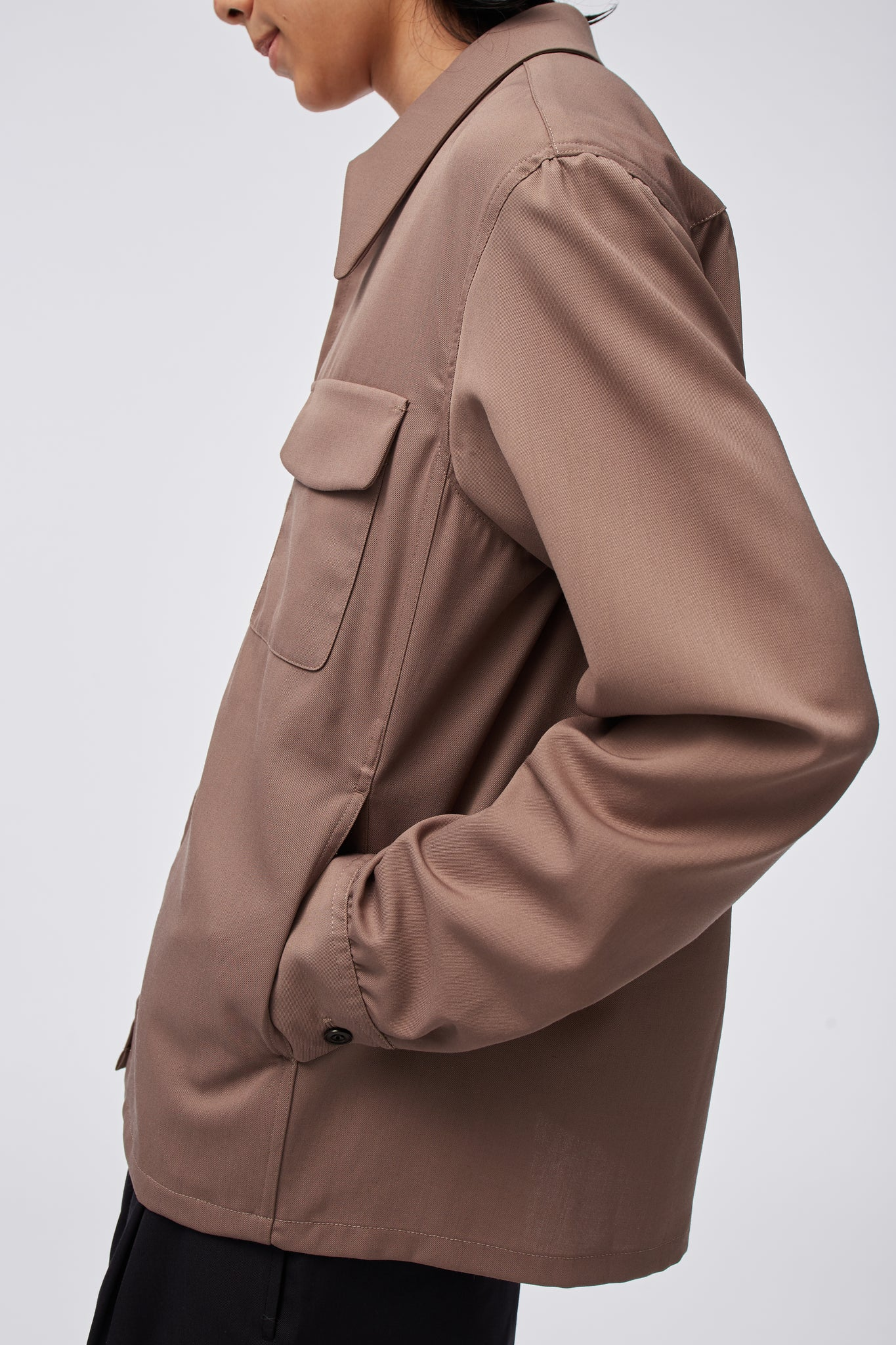 Light Blouson Iron