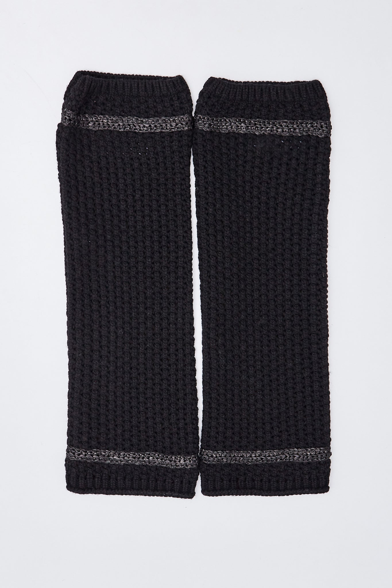 Saint Leg Warmer Black