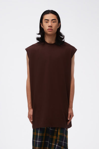 Rick Owens - Knit Top - Tarp T Burgundy