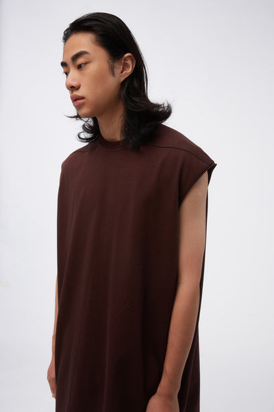 Knit Top - Tarp T Burgundy