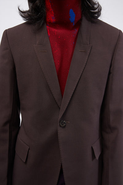 73cm Soft Dark Dust Blazer