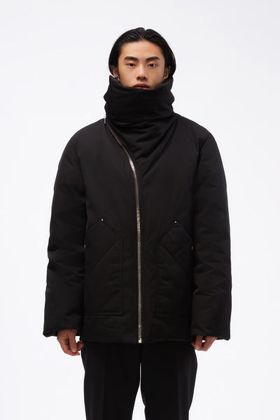 Rick Owens - Down Jacket Black
