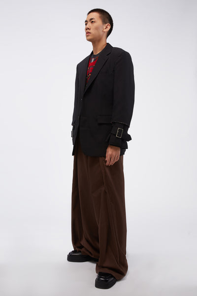 Verboten Trouser Friar Brown