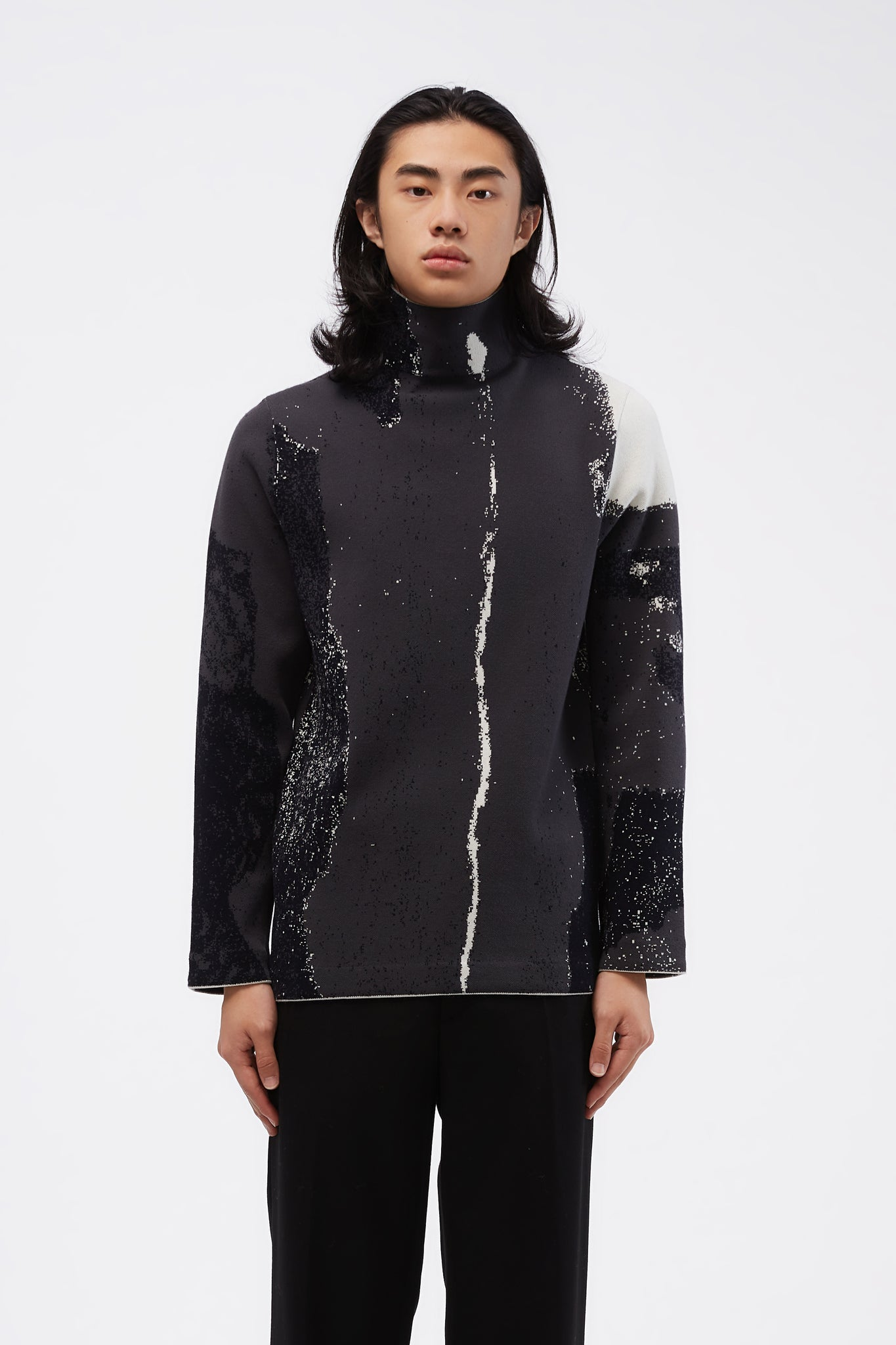 Chabrier Turtleneck Ink