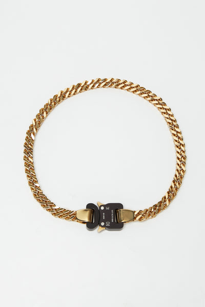 1017 Alyx 9sm - Cubix Chain Necklace Gold Shiny