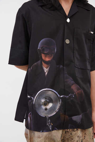 Orlando Edition S/s Shirt Black