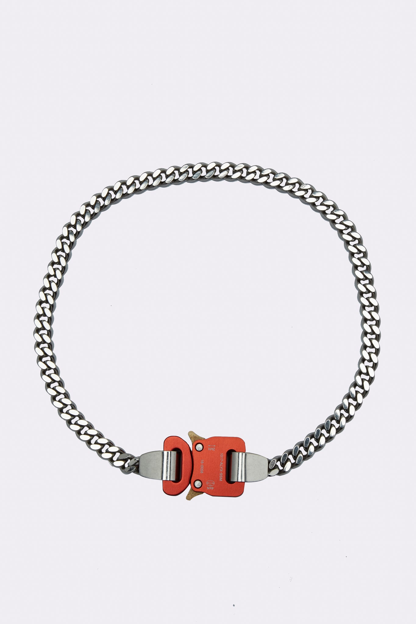 Classic Chainlink Necklace Silver