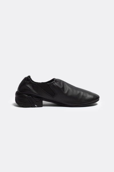 RAF SIMONS (RUNNER) - Solaris-1 Low Leather Black
