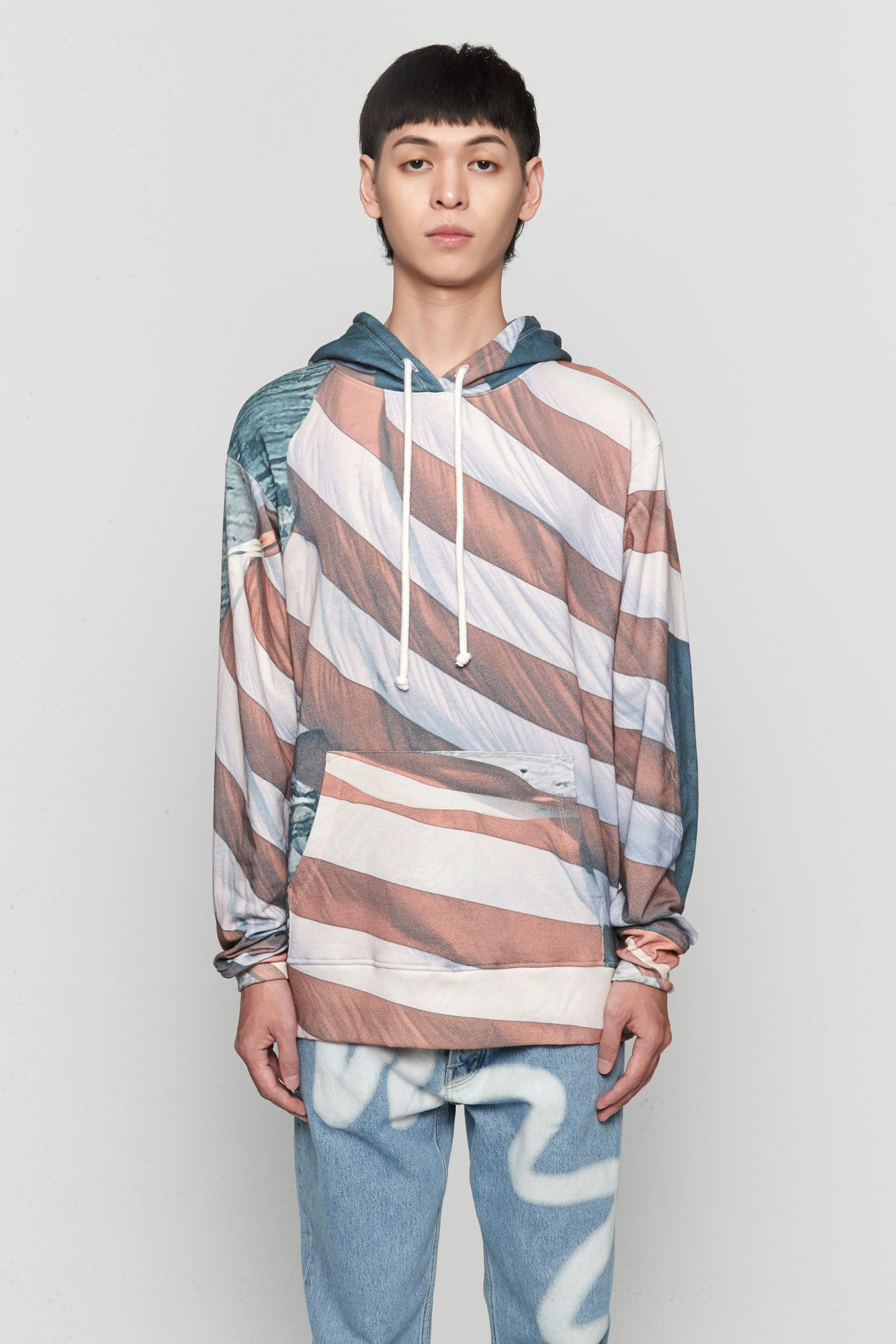 Detroit Hoodie All Over Print