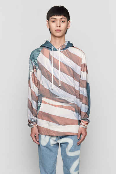424 - Detroit Hoodie All Over Print