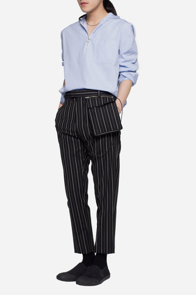 Stetson Tapered Trousers Pinstripe